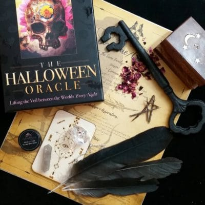 The October 2017 Divination Box