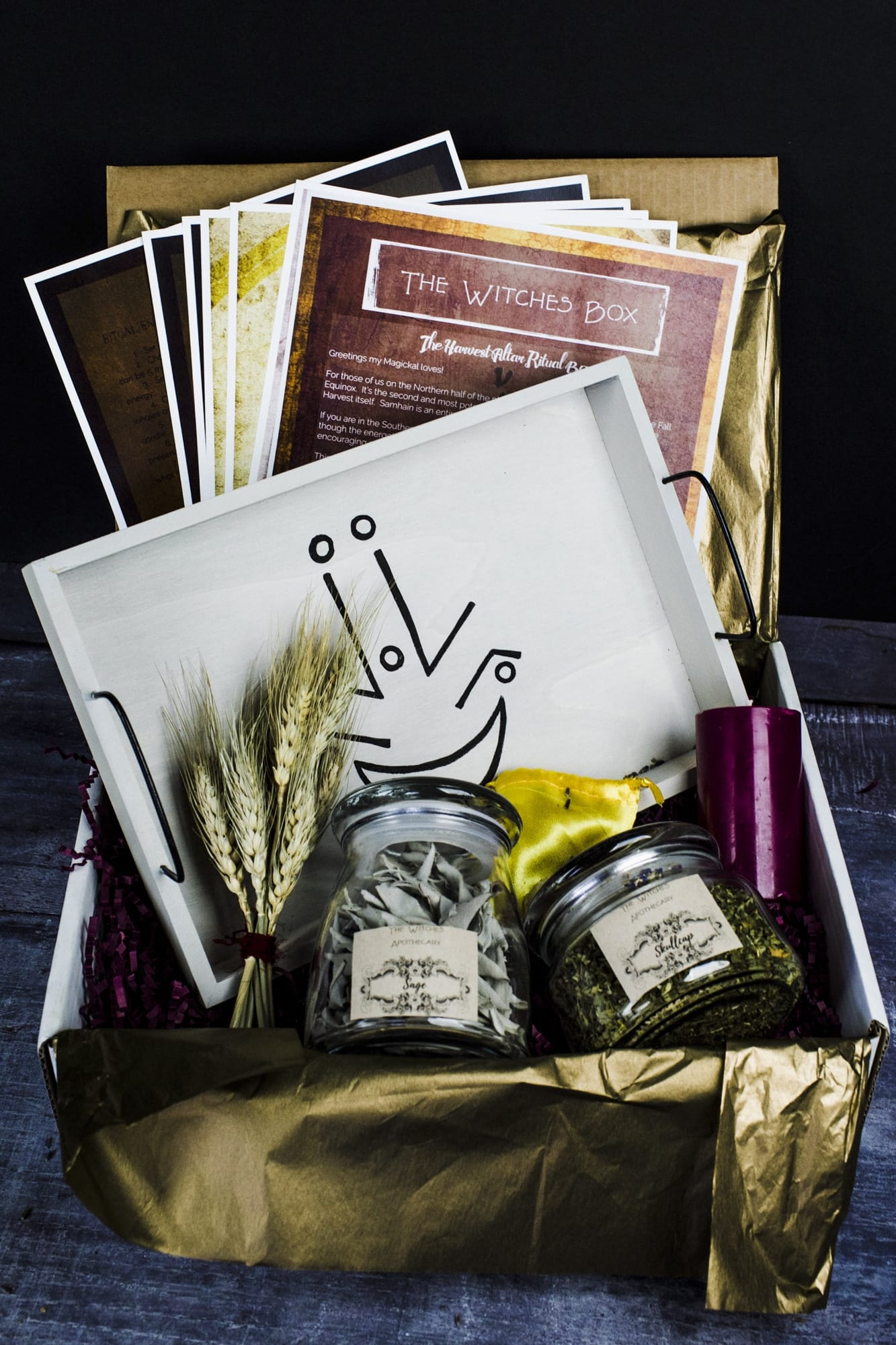 Monthly Witches Box Subscription The Witches Box