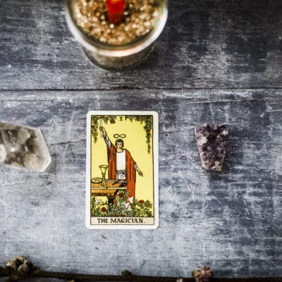 Learn Tarot: The Magician
