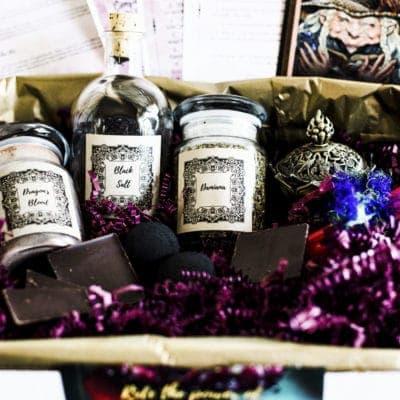 The April 2018 Witches Box: Sex Magick