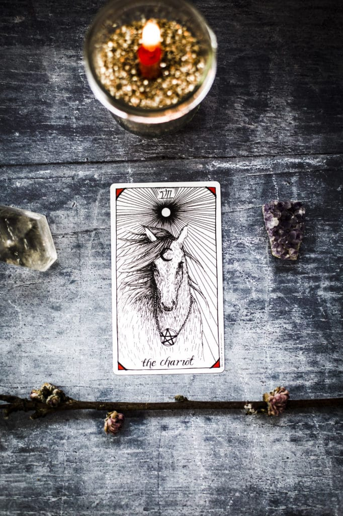 Learn Tarot: The Chariot