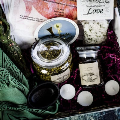 The June 2018 Witches Box: Summer Solstice Mother Goddess Box