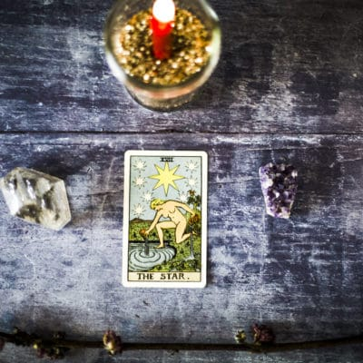 Learn Tarot: The Star Tarot Card