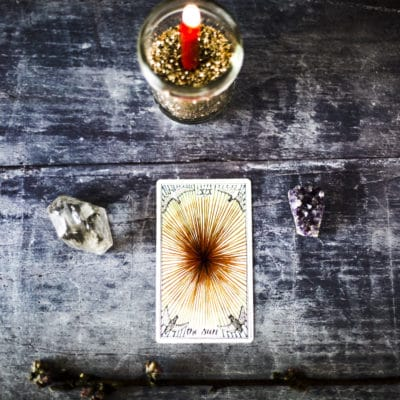Learn Tarot: The Sun Tarot Card