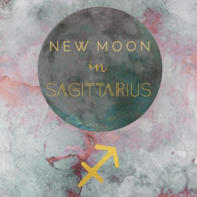 New Moon In Sagittarius, December 6/7, 2018