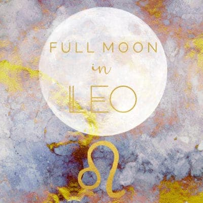 Full Moon in Leo + Lunar Eclipse, January 20/21, 2019