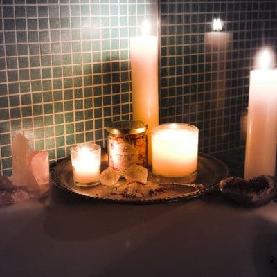 Full Moon Bath Ritual