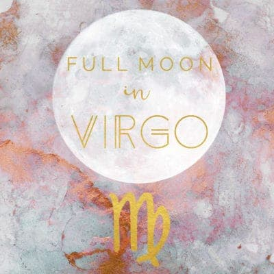 Full Moon In Virgo, February 19, 2019