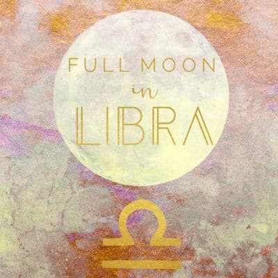 Full Moon in Libra, March 20, 2019