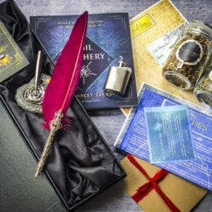 The Witches Box - A magickal witches store for uniquely