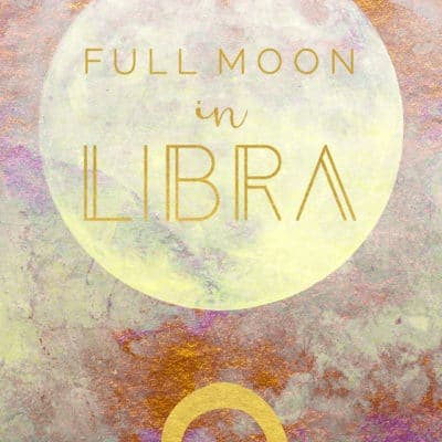Full Moon In Libra, April 19, 2019
