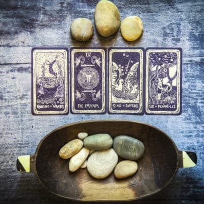 Inner Revealings Tarot:  April 21, 2019