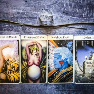 Inner Revealings Tarot, April 28, 2019
