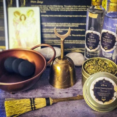 The May 2019 Clearing The Energy Witches Box