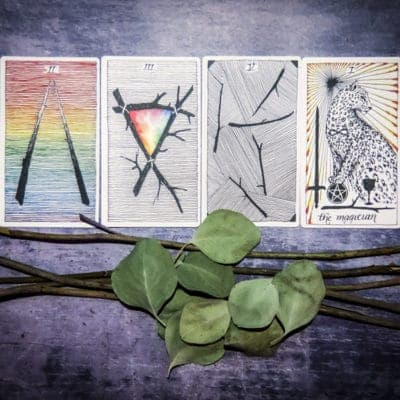 Inner Revealings Tarot: July 21, 2019