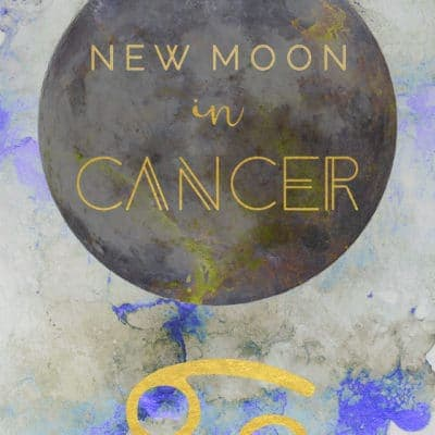 Total Solar Eclipse + New Moon in Cancer, July 2nd 2019