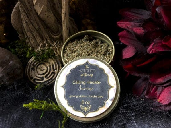 Calling Hecate Loose Incense 6 oz